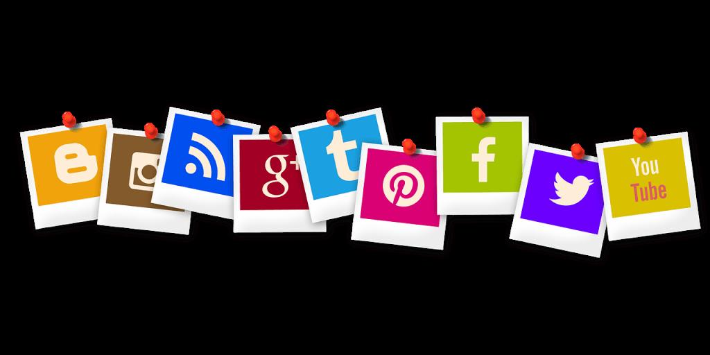 Social media frequentie